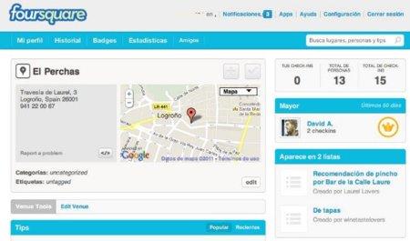 Save to Foursquare: la obligación de ser visible y la necesidad de dejar de jugar