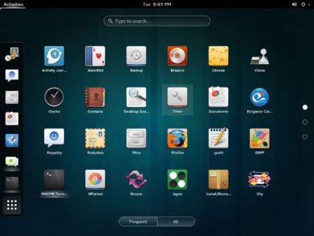 OpenSUSE GNOME