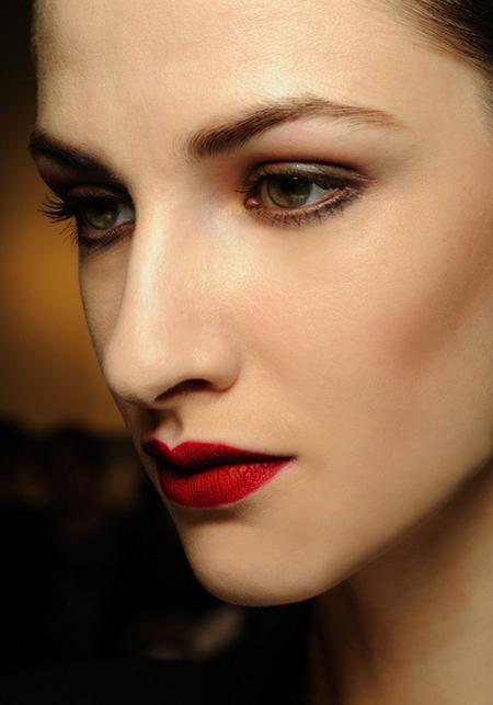El exquisito maquillaje de Alexis Mabille en la Semana de la Moda de París