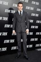 'Star Trek' se estrena en Los Angeles