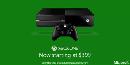 Las ventas de la Xbox One aumentan después del lanzamiento de la edición sin Kinect