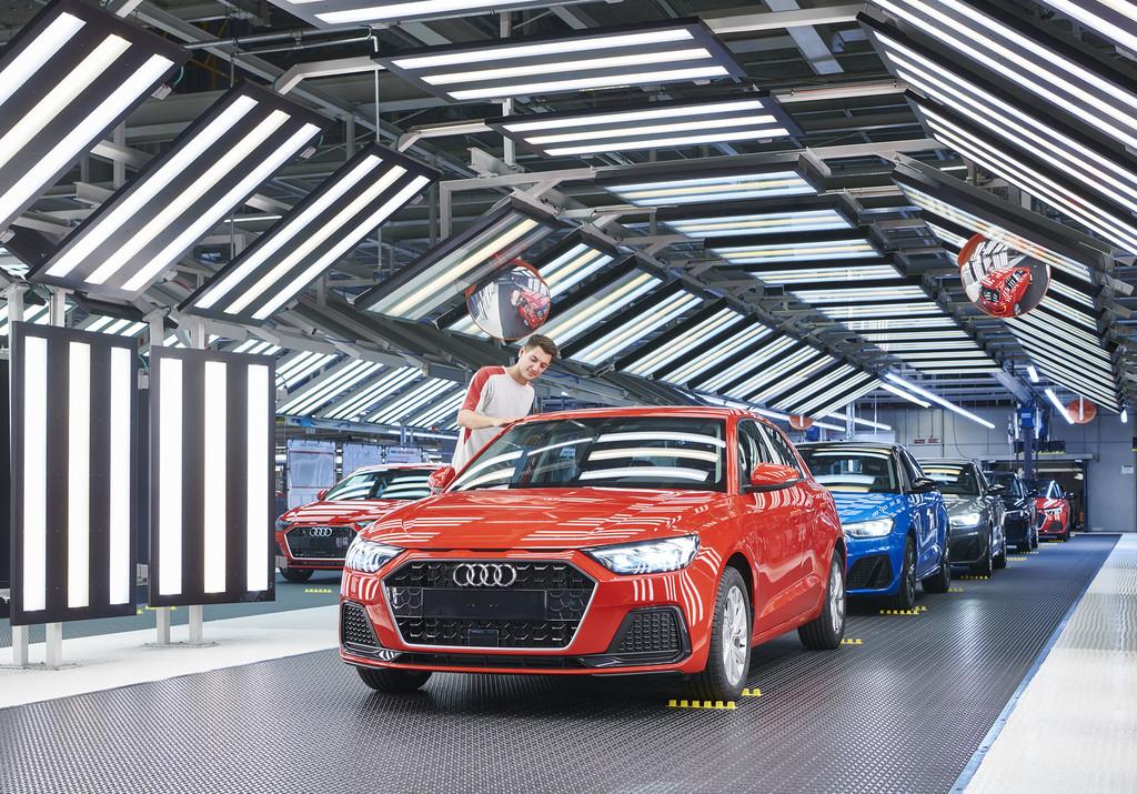 El nuevo Audi A1 ya comenzó producción en la misma fábrica del SEAT Ibiza#source%3Dgooglier%2Ecom#https%3A%2F%2Fgooglier%2Ecom%2Fpage%2F%2F10000