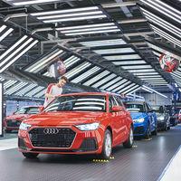 El nuevo Audi A1 ya comenzó producción en la misma fábrica del SEAT Ibiza
