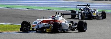 Bruno Méndez campeón del European F3 Open