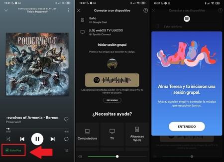 Como Hacer Sesiones Grupales Spotify