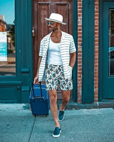 El Mejor Street Style De La Semana Hace Del Sombrero Panama La Estrella De Los Looks De Verano 08