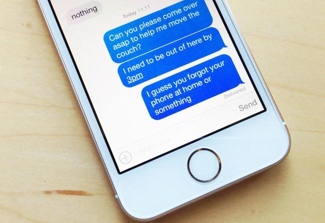 Como mantener ocultos los mensajes en la monitor de bloqueo del iPhone