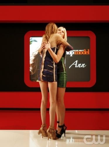 Foto de La ganadora de 'America's Next Top Model' mide 1.88 y pesa 45 kg (5/9)