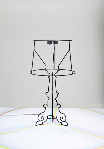 Kartell rediseña la lámpara Bourgie de Ferruccio Laviani en su décimo aniversario