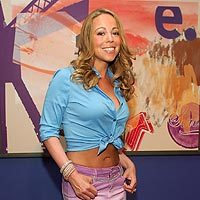 No te vistas nunca como Mariah Carey