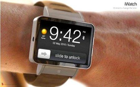 iWatch, un reloj conceptual muy completo