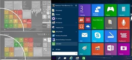 Otra razón por la que el Menú Inicio de Windows 10 es mejor que la Start Screen de Windows 8