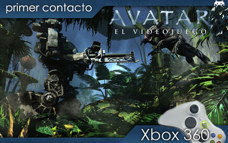 'Avatar'. Primer contacto