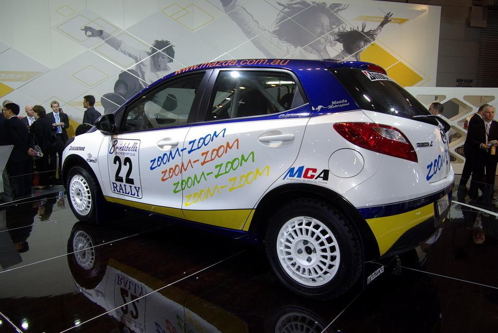 Foto de Mazda2 Extreme (5/17)