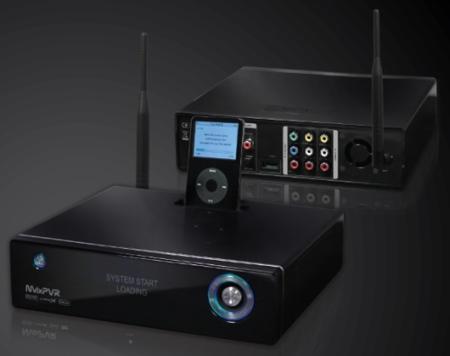 MvixPVR, completo centro multimedia