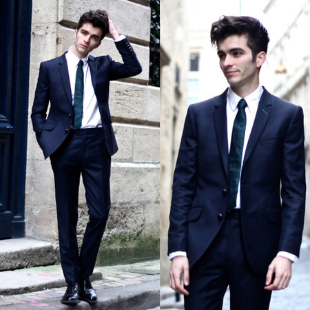 Valentines Day Suit Look Ideas 03