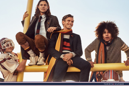 Tommy Hilfiger Fw 2015 Campaign 01