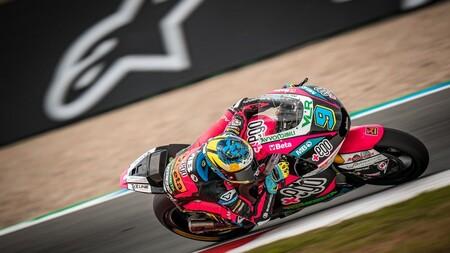 Jorge Navarro Assen Moto2 2021