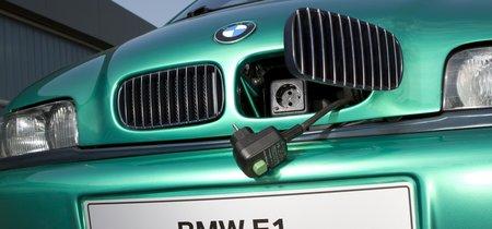 Así era el BMW E1, el revolucionario padre del BMW i3 que nunca llegó a producción