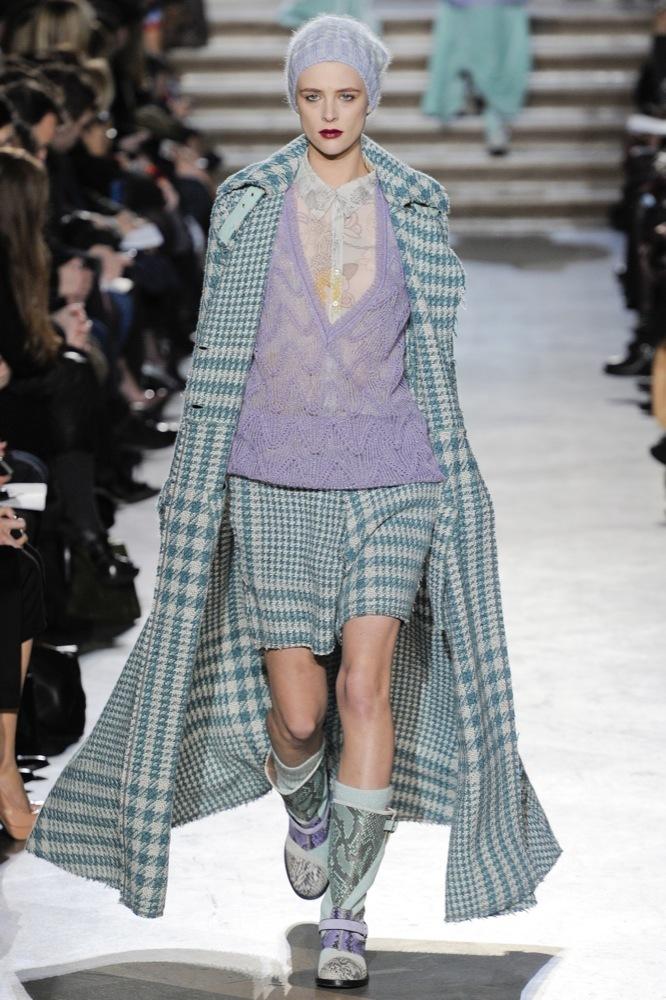 Foto de Missoni en la Semana de la Moda de Milán Otoño-Invierno 2011/2012: color boho chic (26/33)