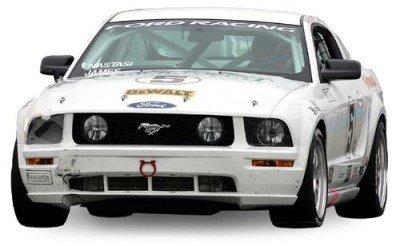 Ford Mustang FR500C: 25 bestias de competición