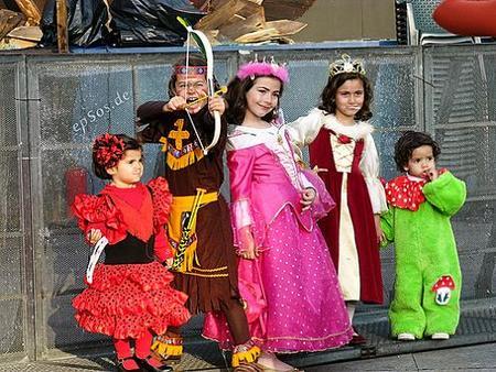Carnaval 2010 lleno de ideas con Peques y más