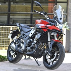 Foto 60 de 73 de la galería voge-500ds-2020-prueba en Motorpasion Moto