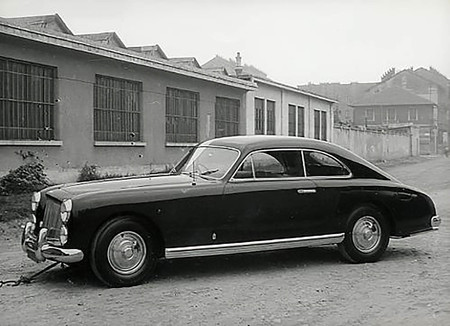 Bentley Cresta