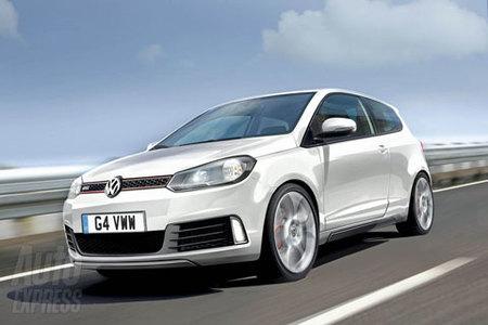 ¿Es esto el nuevo Volkswagen Polo GTi?