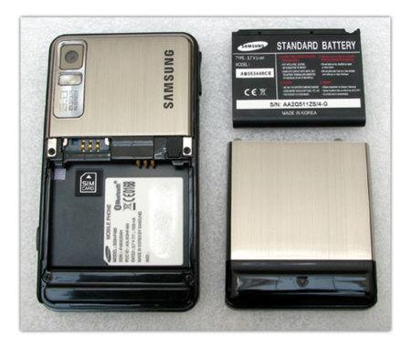 Samsung F480, análisis