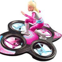 Por sólo 37,86 euros tenemos el set de Barbie  Dron galáctico RC aventura en el espacio en Amazon