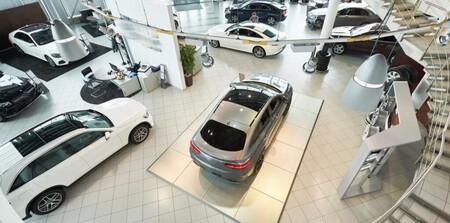 Ventas de coches nuevos