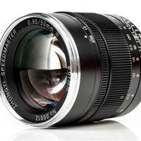 """Mitakon Speedmaster 50mm ƒ0.95 III, nueva versión del """"monstruo del bokeh"""" para las sin espejo full frame de Canon, Nikon y Sony"""