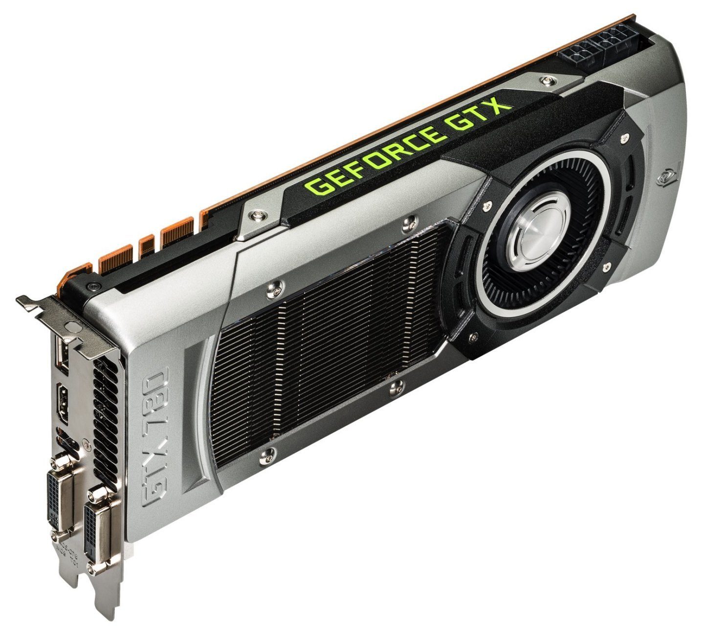 NVidia GTX 780, imágenes oficiales