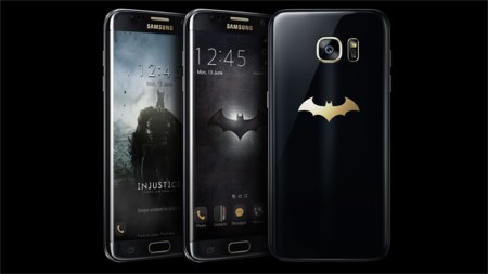 El asombroso Samsung S7 Edge Injustice Edition llega a México a un precio impagable