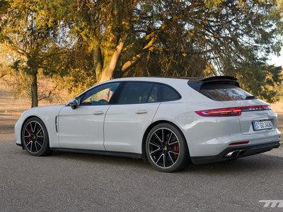 "Porsche Panamera Sport Turismo, a prueba: una ""ranchera"" muy seria, al estilo Porsche"