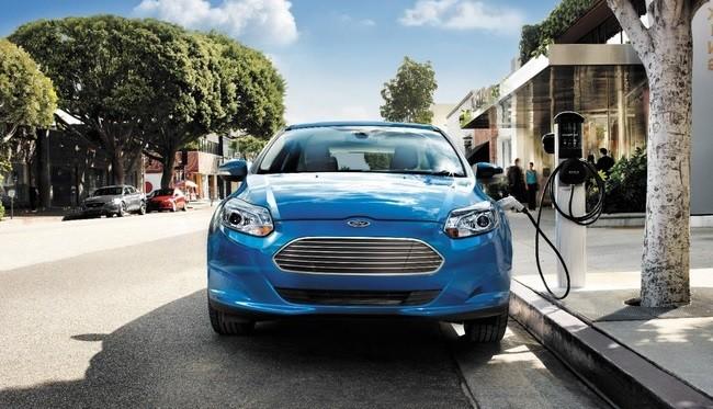 Ford Focus Electrico Patentes