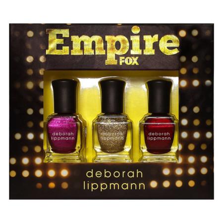 Empire X Deborah Lippmann Nail Set