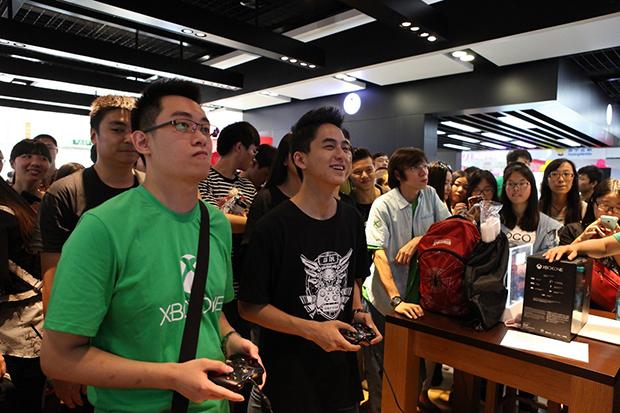 Foto de Xbox One en China (1/5)