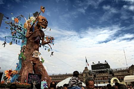 Día Muertos Ciudad México