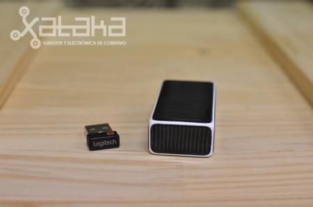 Logitech Cube y el nanoreceptor
