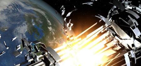 Debido a la basura espacial, en un siglo no podremos salir al espacio