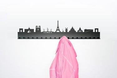 Colgadores inspirados en grandes ciudades