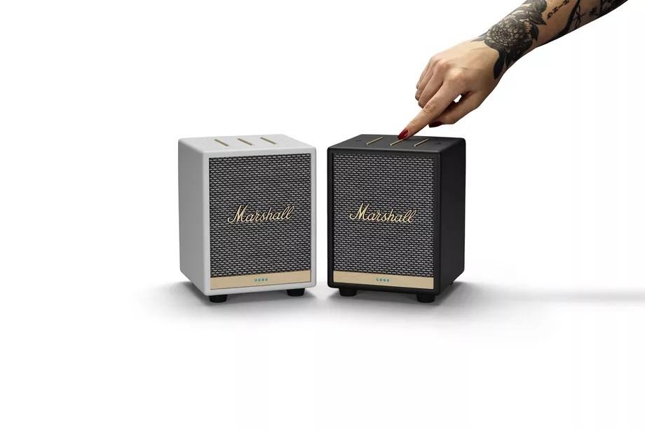 Marshall anuncia su nuevo altavoz Uxbridge Voice con soporte