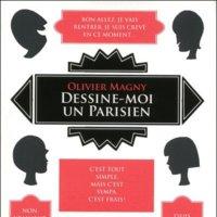 El libro de moda de la semana: Dessine-moi un parisien
