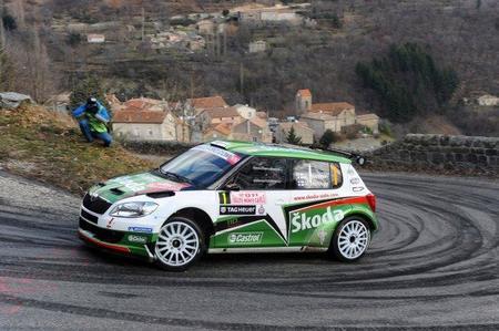 Juho Hanninen domina la primera etapa del Rally de Montecarlo