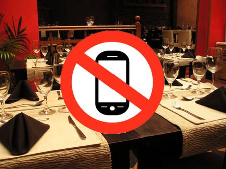 ¿Apagarías tu teléfono en un restaurante a cambio de un descuento?