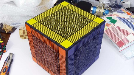 El Cubo Rubik Mas Grande