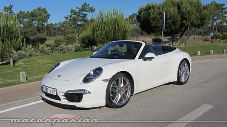 Porsche 911 Cabrio, presentación y prueba en Lisboa (parte 1)
