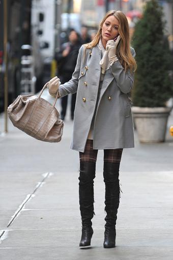 Invierno con estilo en Gossip Girl ¿Blake Lively, Taylor Momsen o Leighton Meester?